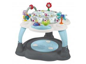 Multifunkční dětský stoleček Baby Mix šedý