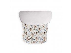 Beztroska polofusak softshell, white garden