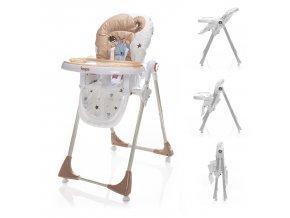 Dětská židlička Monti, Sleepy Bear