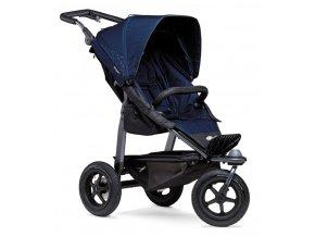 Mono stroller - air wheel navy