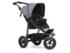 Mono stroller - air wheel glow in the dark