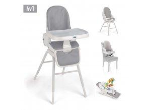 Židlička Original 4v1, Col.254