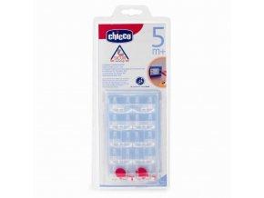 CHICCO Ochrana elektrických zásuvek, 10 ks