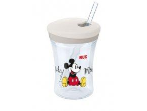 NUK hrnek Mickey Action Cup 230ml