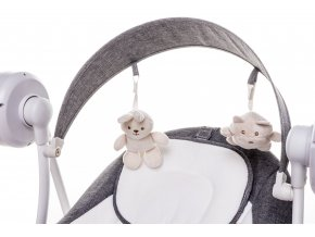 Houpačka Swing Grey