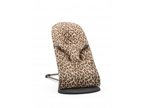Lehátko Babybjorn Bouncer Bliss Leopard print cotton