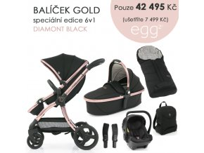 BabyStyle Egg2 set 6 v 1 - Diamond Black 2021