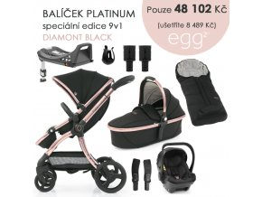 BabyStyle Egg2 set 9 v 1 - Diamond Black 2021