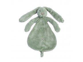 Happy Horse - Přítulka králíček Richie Zelená  Velikost: 25 cm