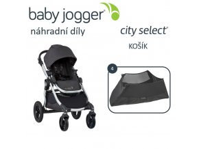 BabyJogger KOŠÍK CITY SELECT