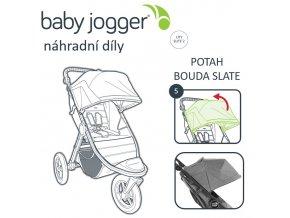 BabyJogger POTAH boudy CITY ELITE 2 slate