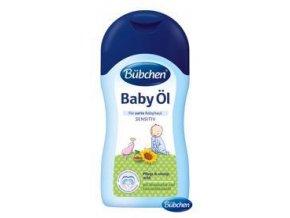 BÜBCHEN Baby olej 400 ml