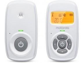 MOTOROLA MBP 24 Dětská audio chůvička