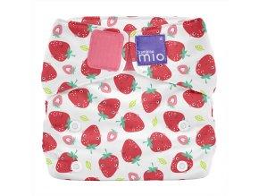 Bambino Mio Miosolo látková plenka all in one Strawberry Cream