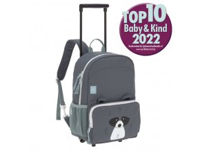 Trolley/Backpack About Friends racoon