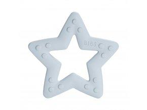 BIBS Baby Bitie hryzátko Star Baby Blue