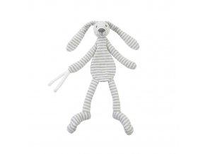 Happy Horse - Přítulka králíček Reece šedý  Velikost: 30 cm