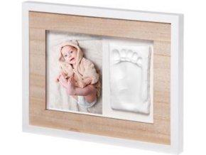 BABY ART Rámeček na otisky a fotografii Tiny Style Wooden
