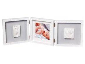 BABY ART Rámeček na otisky a fotografii My Baby Style - Double Grey