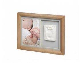 BABY ART Rámeček na otisky a fotografii Tiny Touch Honey