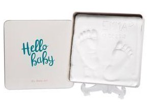 BABY ART Krabička na otisky Magic Box - square Essentials