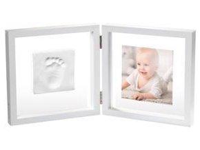 BABY ART Rámeček na otisky a fotografii My Baby Style - Simple Transparent