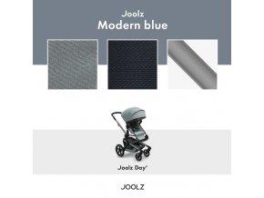 JOOLZ Day+ kompletní set - Modern blue