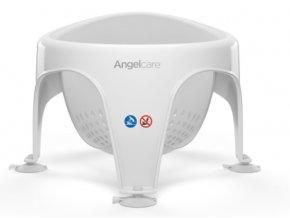 ANGELCARE Sedátko do vany Light Grey
