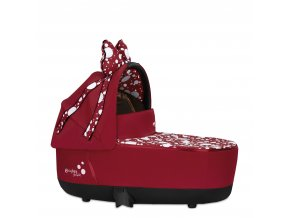 3648225 3 cybex by jeremy scott priam lux carry cot petticoat red 2021