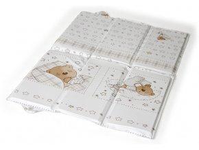 Ladotex Kft. Cestovní přebalovací podložka Vzor: 11 ospalý medvídek