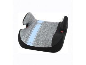 NANIA Topo Comfort First Line autosedačka (15-36 kg) Blue