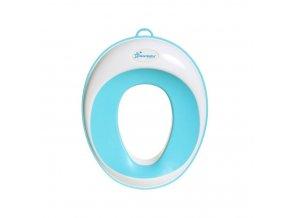 DREAMBABY Redukce na WC modro/bílá