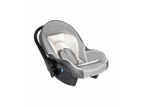 Dorjan Autosedačka Comfort Grey