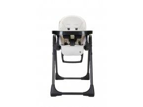 Topmark ROBIN jídelní židle ekokůže sand