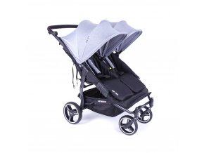 BabyMonsters EASY TWIN 3.0S sport c/p h.grey