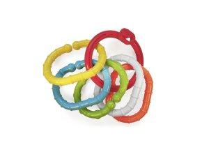 Kroužky s přívěšky