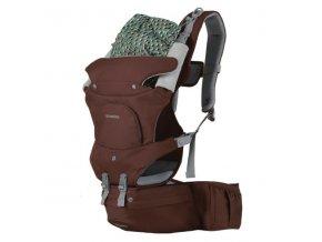 Nosič na dítě Active Hipseat, Brown