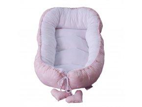 Hnízdo pro miminko Puer Dandelions Pink
