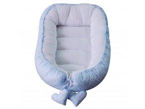 Hnízdo pro miminko Puer Dolce Blue