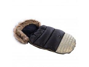Fusak zimní  Puer Inverno No.6 Black-gold bottom