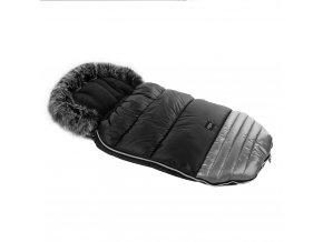 Fusak zimní  Puer Inverno No.7 Black-silver bottom
