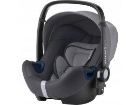 Autosedačka Baby-Safe 2 i-Size, Storm Grey