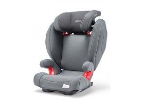 Recaro Monza Nova 2 SeatFix Prime Silent Grey