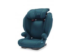 Recaro Monza Nova 2 SeatFix Select Teal Green