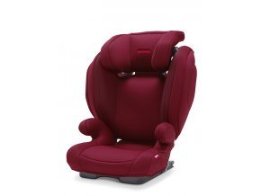 Recaro Monza Nova 2 SeatFix Select Garnet Red