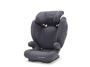 Recaro Monza Nova Evo SeatFix Simply Grey