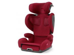 Recaro Mako Elite Select Garnet Red