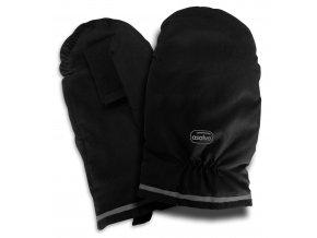 Asalvo UNI rukavice na kočárek black