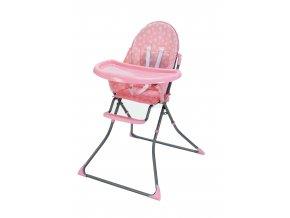 Asalvo STARS QUICK jídelní židle pink