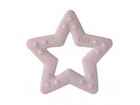 BIBS Baby Bitie hryzátko Star Pink Plum